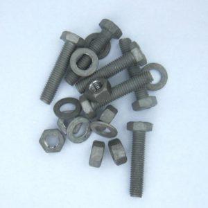 M10 Schrauben für Schutzplankenpfosten