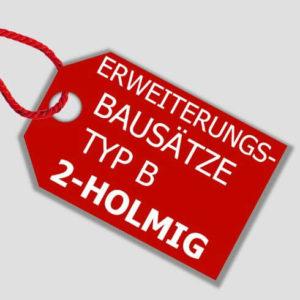 Erweiterungsbausätze Typ B 2-holmig