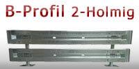 Komplettbausätze B-Profil 2-holmig